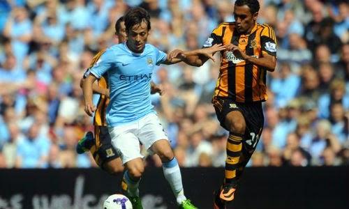 Hull City - Man City