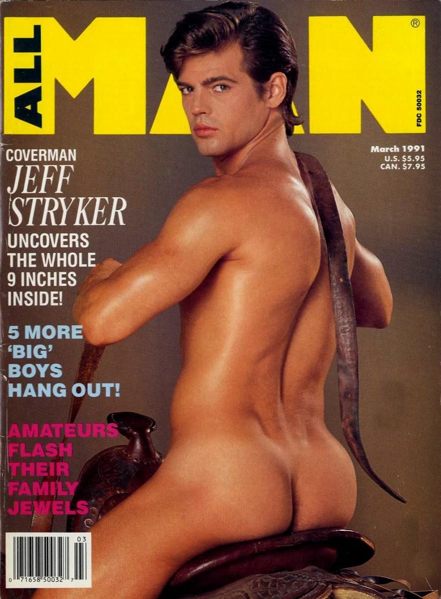 Jeff Stryker Nude