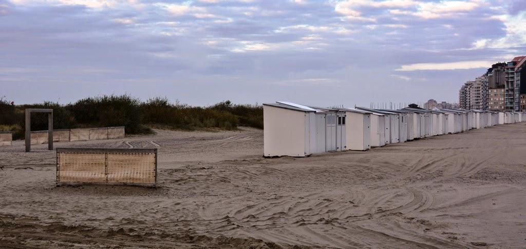 Knokke Duinbergen strand