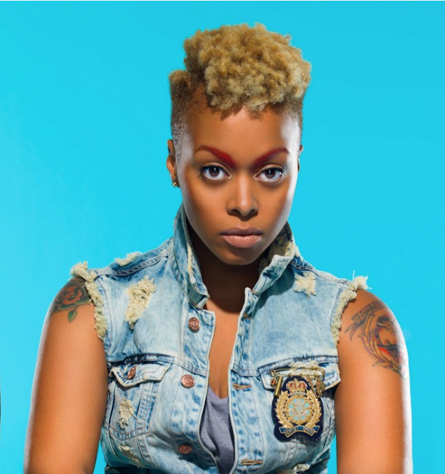 Chrisette Michele  A Couple of Forevers A Cappella