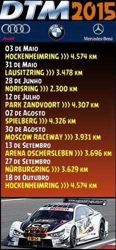 DTM - Calendário