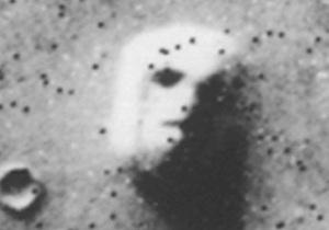 moon face on mars - photo #19