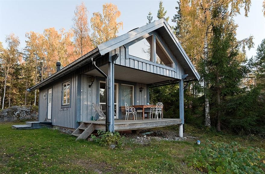 Estilo rustico estocolmo reina de las cabanas rusticas for Fachadas de cabanas rusticas