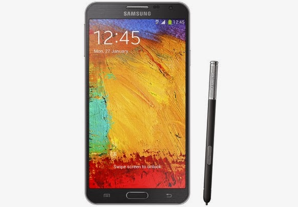 Samsung Unveils 5.5-Inch Galaxy Note 3 Neo With S Pen Features