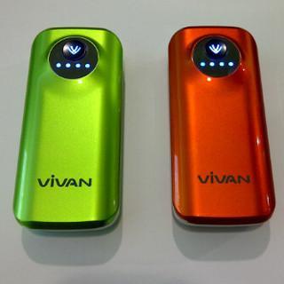 Grosir Supplay Power bank Vivan 5600mAh Y05,X05 dan F05 Garansi 6 ...