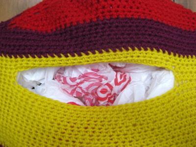 Ravelry: Crochet Pink & Blue Skirt for toddler girl