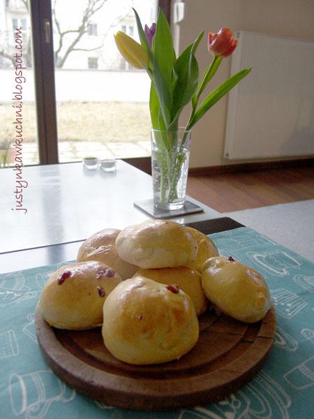 Chleb i bułeczki, czekolada, Drugie śniadanie, suszone owoce, Śniadanie, żurawina, morela, rodzynki,