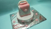 NUHA'S 8TH BIRTHDAY CAKE