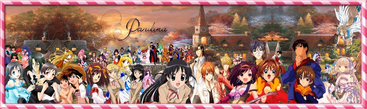 Pandora el Corazón del Anime