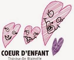 Coeur d'enfant Thérèse-de-Blainville