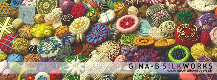 Gina-B Silkwork & Passementerie Blog