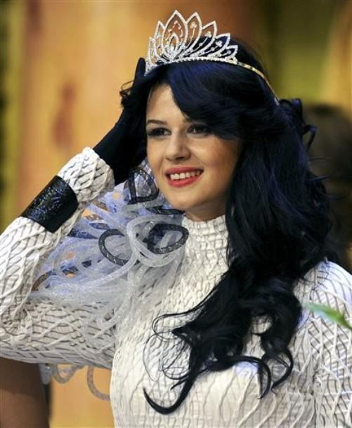 miss macedonia 2011 winner vesna jakimovska