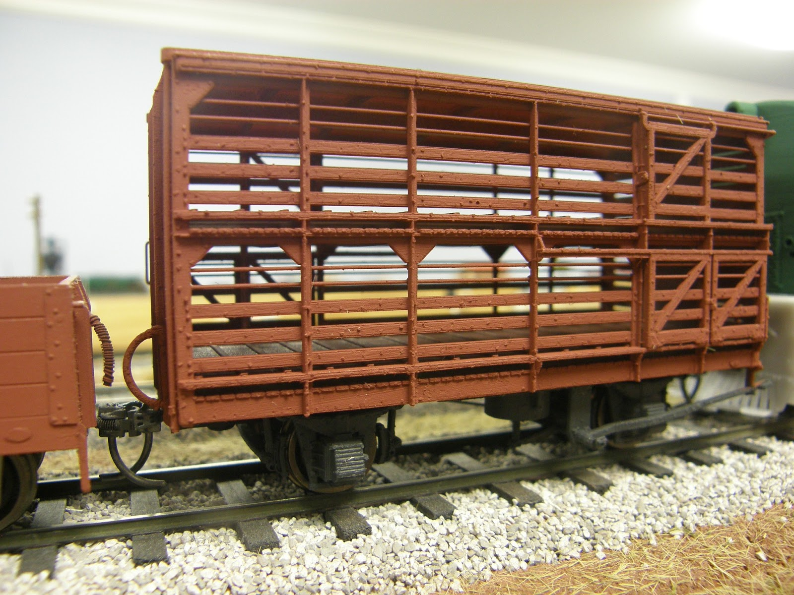 CXB Sheep Wagon