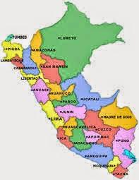 Situación actual de la Demarcación Territorial en el Perú