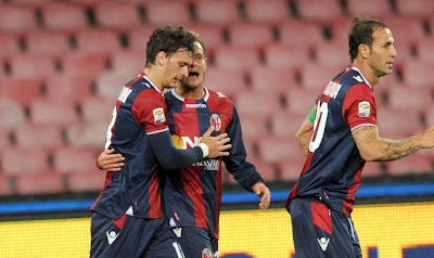 Napoli-Bologna 2-1 highlights