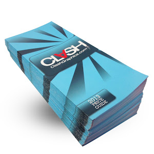 Place Your Print Order NOW from ClashGraphics.com