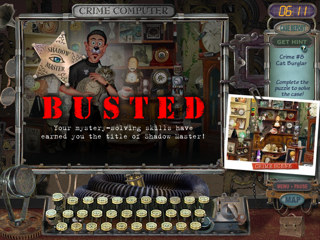 Mystery Case Files: Huntsville screenshot