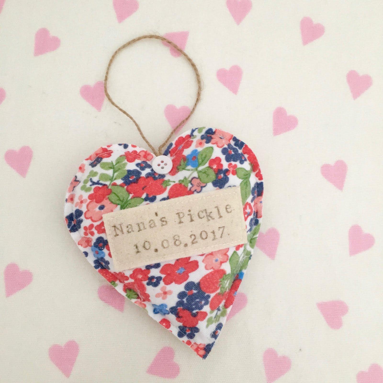 Memory Heart £4