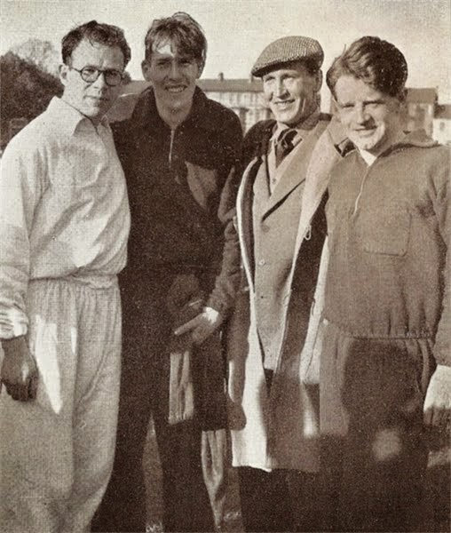 Brasher, Bannister, Stampl, Chataway
