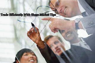 Trade Efficiently with Share Market Tips - Money Classic Blog