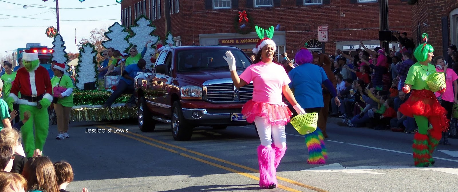 Piedmont Triad Living: Kernersville Christmas Parade 2012 ...