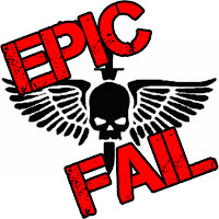 Games Workshop EPIC FAIL in punishing author for using a non-protected term of Space Marines in her writing