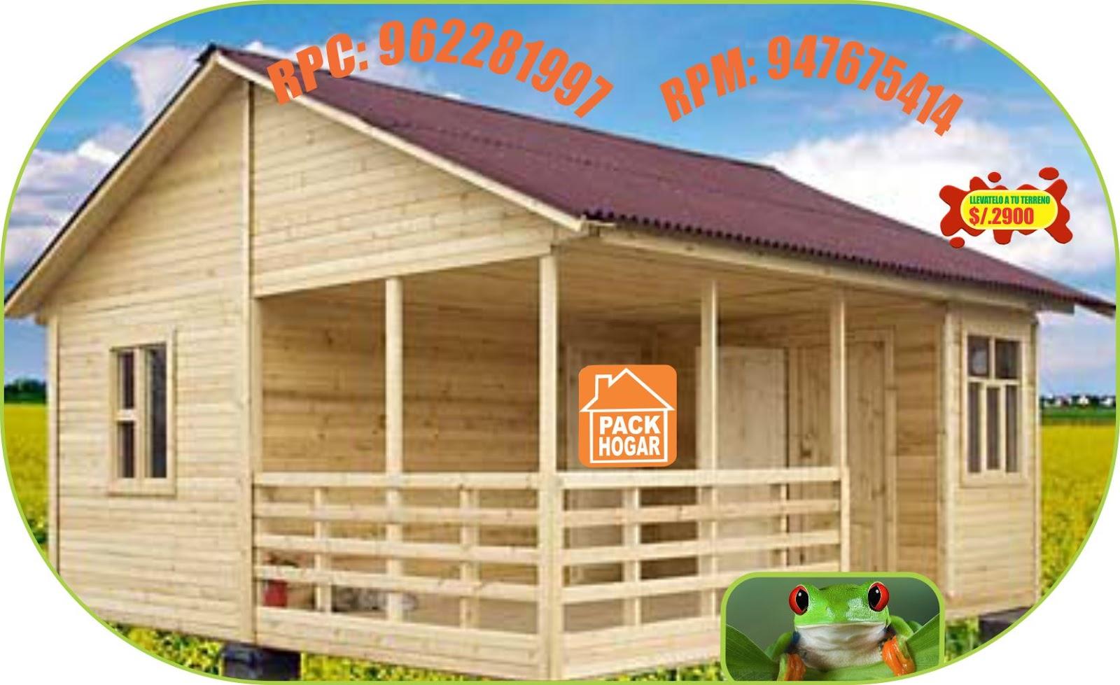 Lima provincias chapa tu casa prefabricadas barato for Casas prefabricadas modernas precios