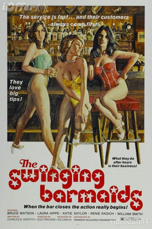 The Swinging Barmaids 1975