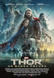 Ver Thor 2 El mundo oscuro 2013 Online Gratis ~ Ver