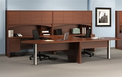 Brighton Executive Workstation by Mayline