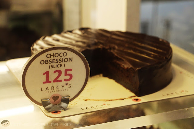 Larcy's Choco Obsession at P125