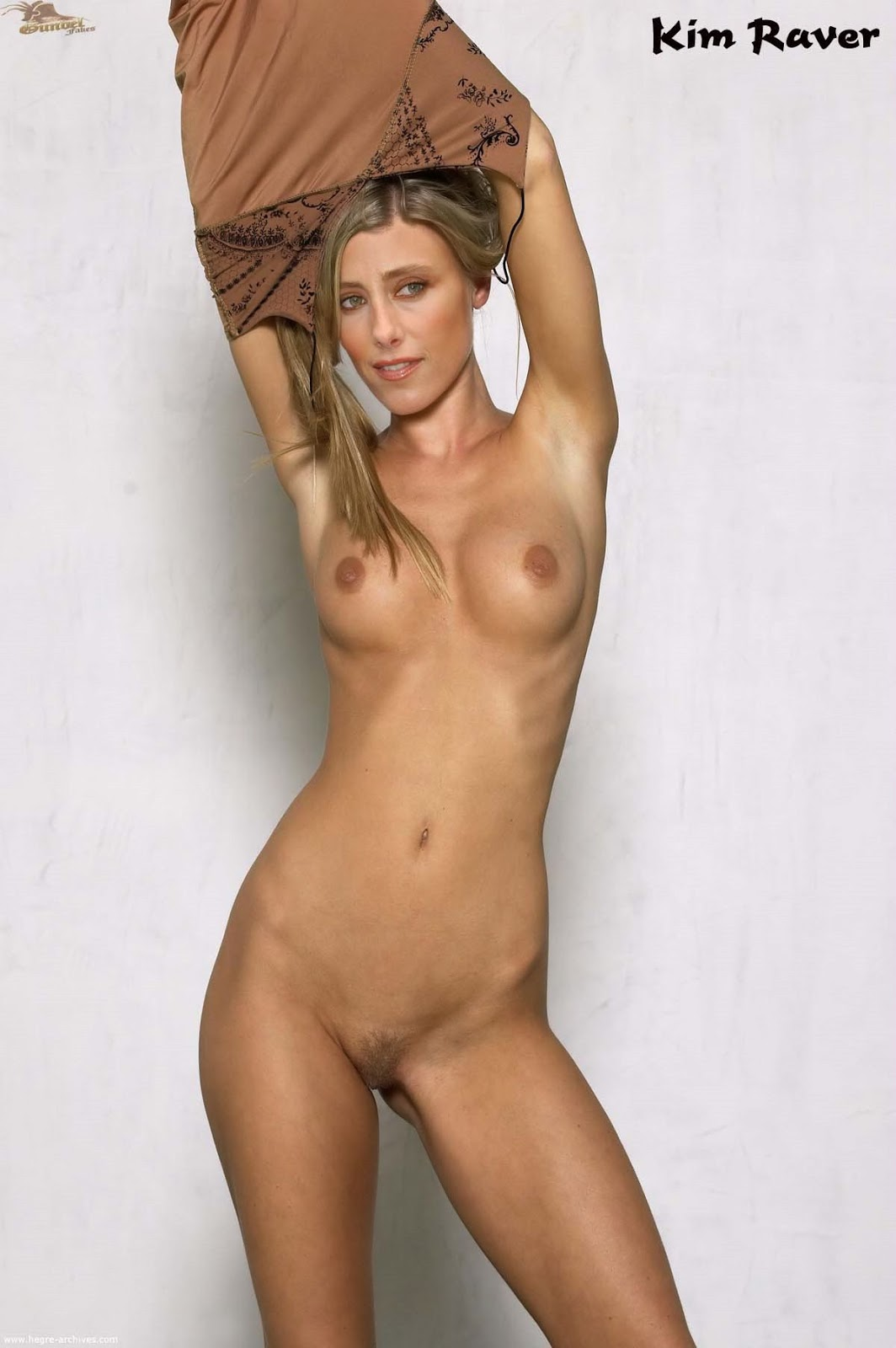 Kim raver naked pics were mistaken