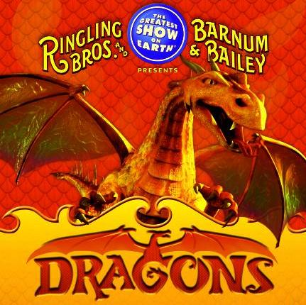 Ringling brothers dragons circus celebrity tickets
