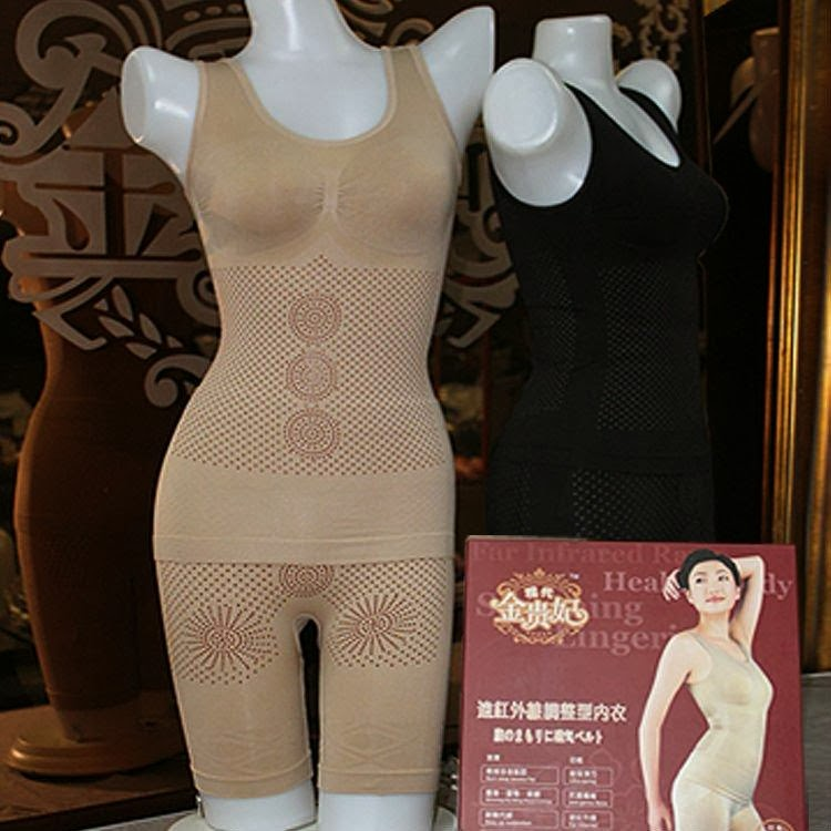 Far Infrared Body Shaper 3 in 1 Slimming suit New
