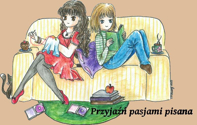 Przyjaźń pasjami pisana