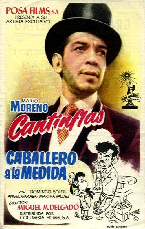 Caballero a la medida (1954)