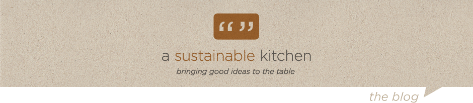 A Sustainable Kitchen