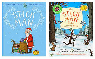 Stick Man board book gift books julia Donaldson Axel scheffler