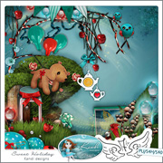 Sweet Holiday by Kandi Designs