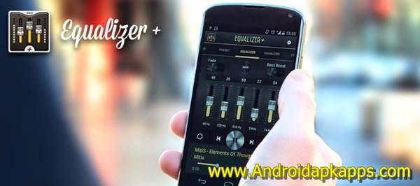Download Equalizer + Pro (Music Player) v0.8 Full Apk