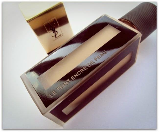 YSL Fusion Ink / Le Teint Encre de Peau Foundation: