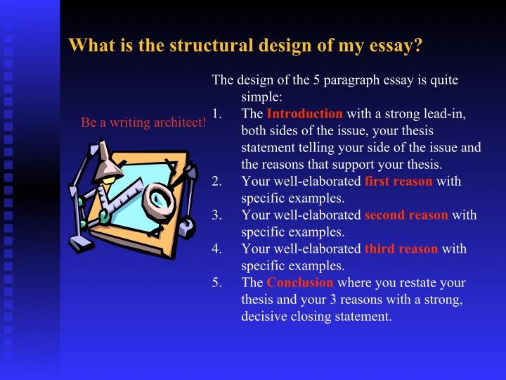 Persuasive essay guide