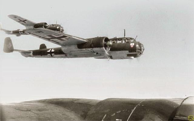 The War Over Britain 1939 45 Dornier Do 17 Battle Of