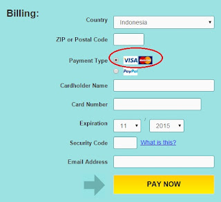 Bayar Clickbank Menggunakan VCN Mastercard BNI