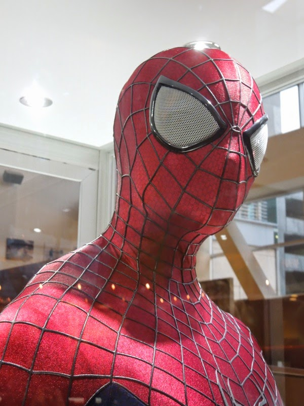 The Amazing Spider-man 2 movie mask