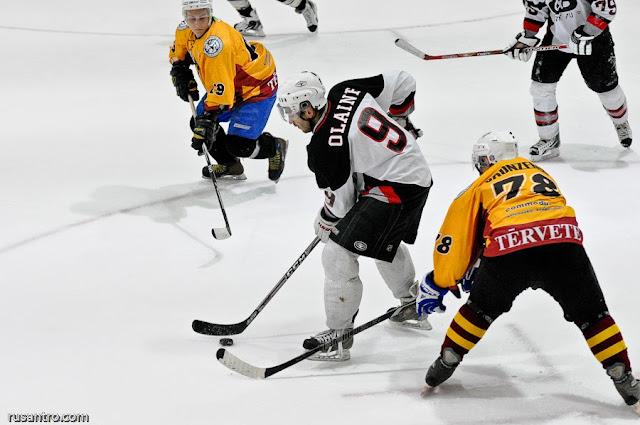 EHL divīzija Rīga / Zemgale HK Tērvete HK Olaine