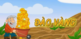 game dao vang kieu uc tren mobile