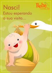 Lembrancinhas Nascimento do Bebe!