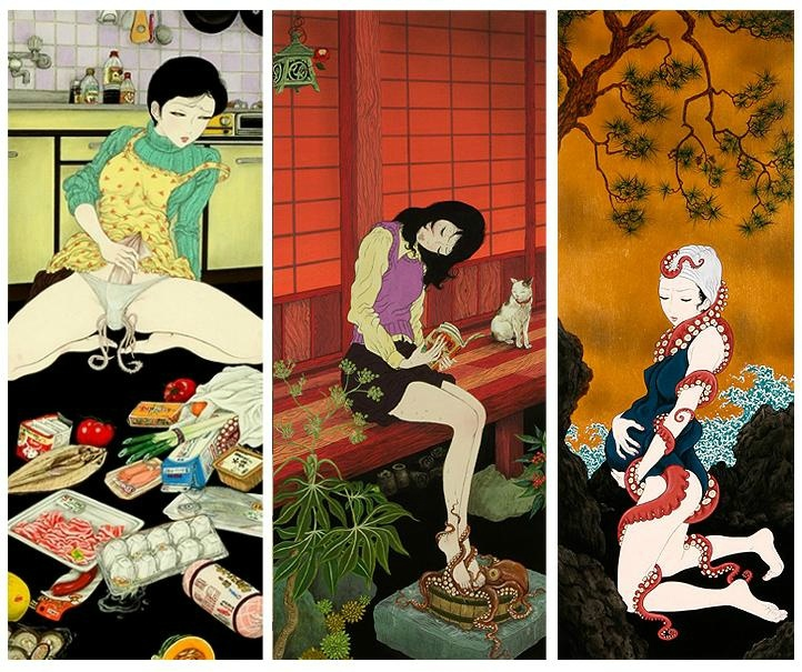 Galeries d'art hentae et anime érotiques