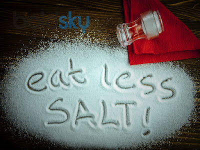 Excess Salt from Body